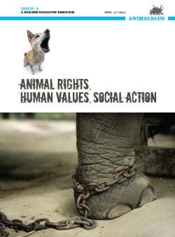 Animal Rights, Human Values, Social Action